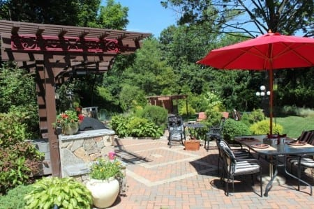 Patio & Grill at 46 Adin Street Hopedale MA