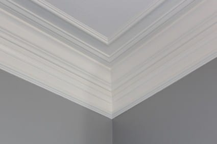 Dining room crown molding 13 Iarussi Way Medway