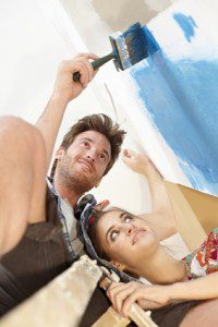 Inexspensively Painting A Home