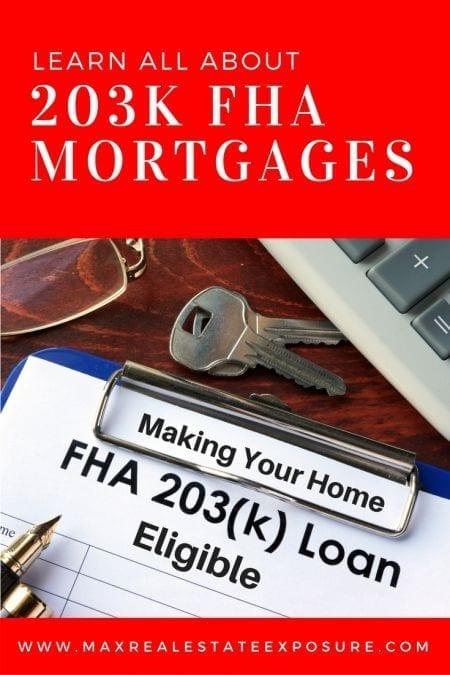 203K FHA Mortgages