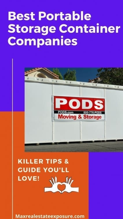 Best Portable Storage Container Companies