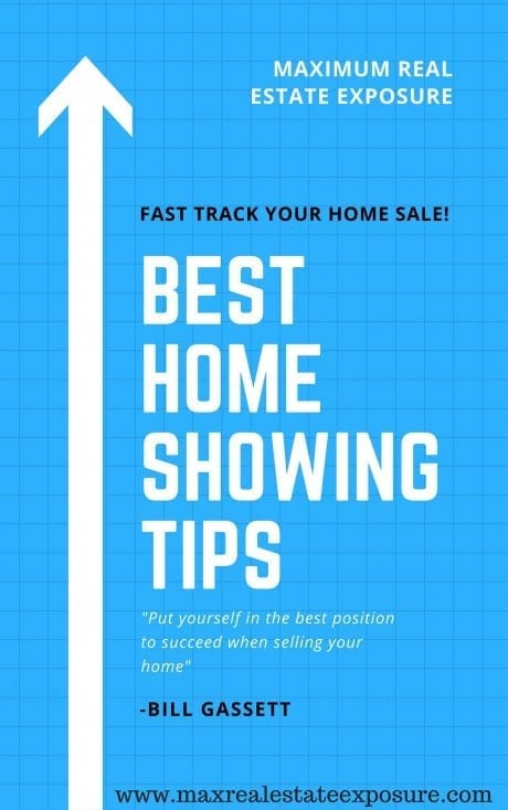 Best home showing tips