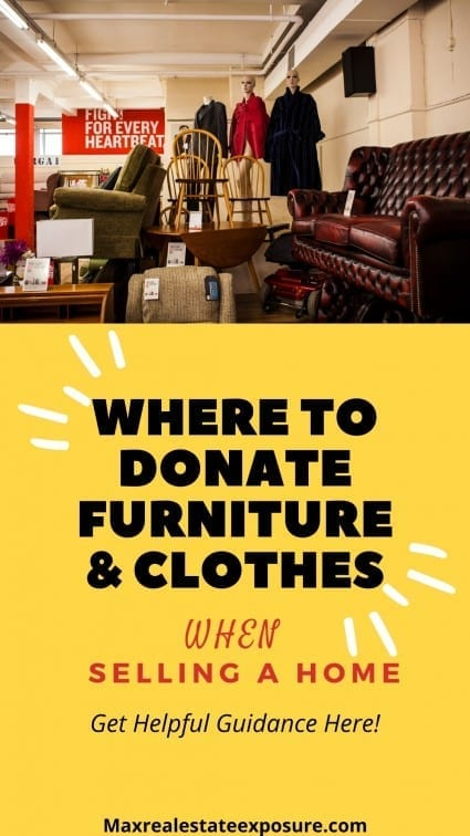 Furniture Donation Pick Up Donating, Where Can I Donate A Dining Room Set