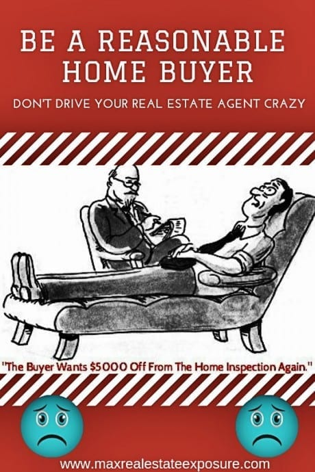 Don't Be an Unreasonable Home Buyer