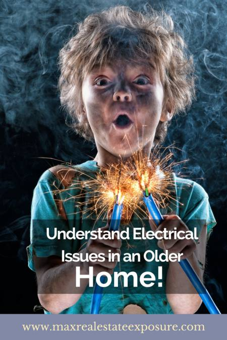 Electrical Problems in an Older Home