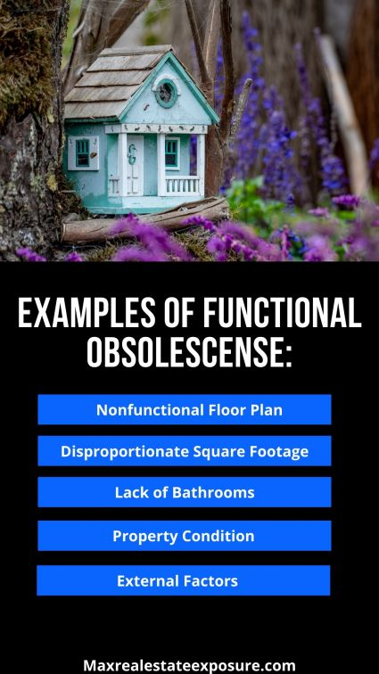 Examples of Functional Obsolescence