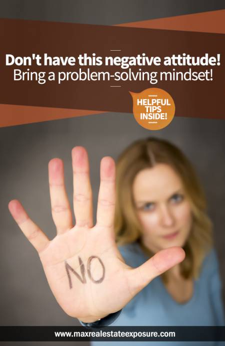 Be a Real Estate Problem Solver