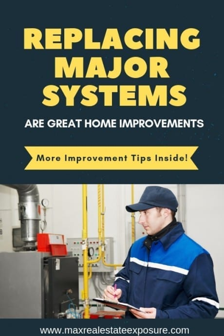 Heating and Cooling Systems Are Great Home Improvements