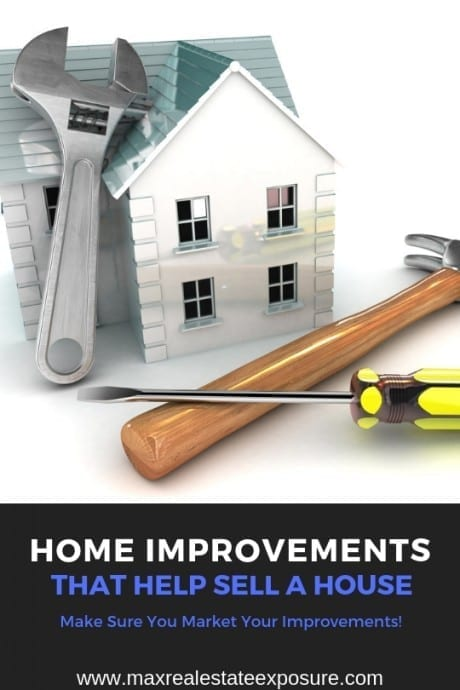 Home Improvements That Help Sell a House
