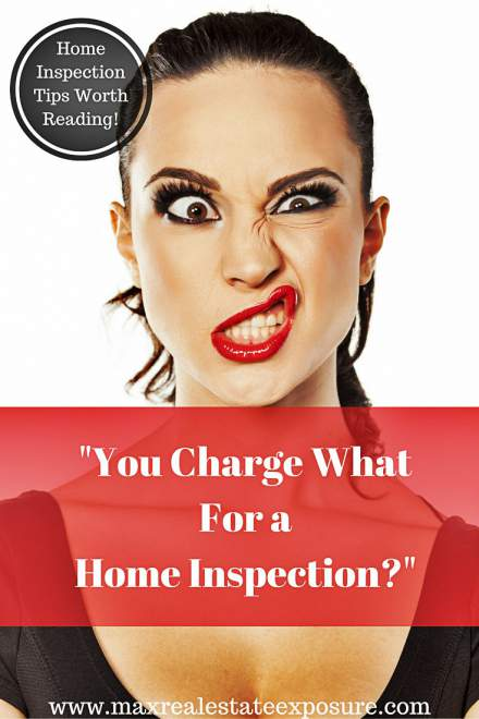 What Do Home Inspectors Charge?