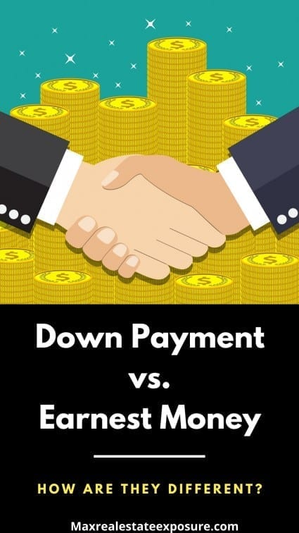 How Are Down Payments and EMD Different
