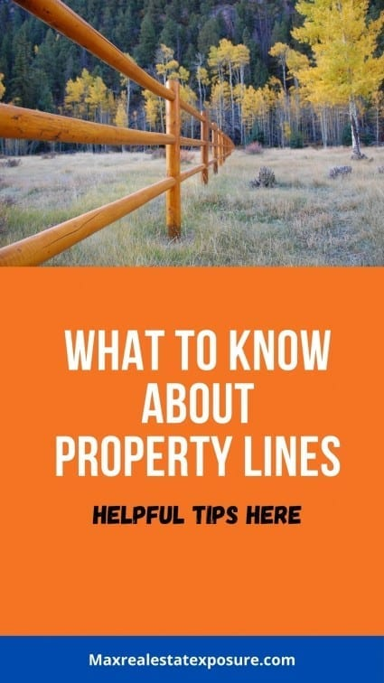 How Do You Find Property Lines