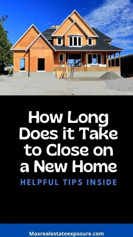 How Long Does it Take to Close on a New Home