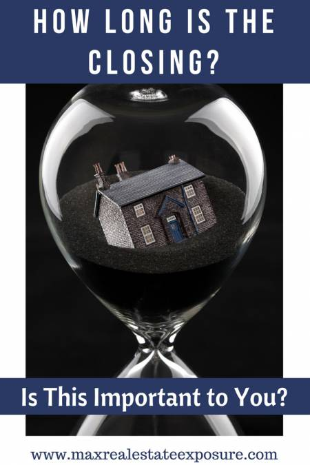 Is The Closing Date Important in Your Bidding War?
