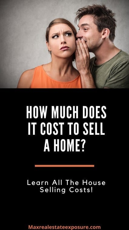 How Much Does it Cost to Sell a Home