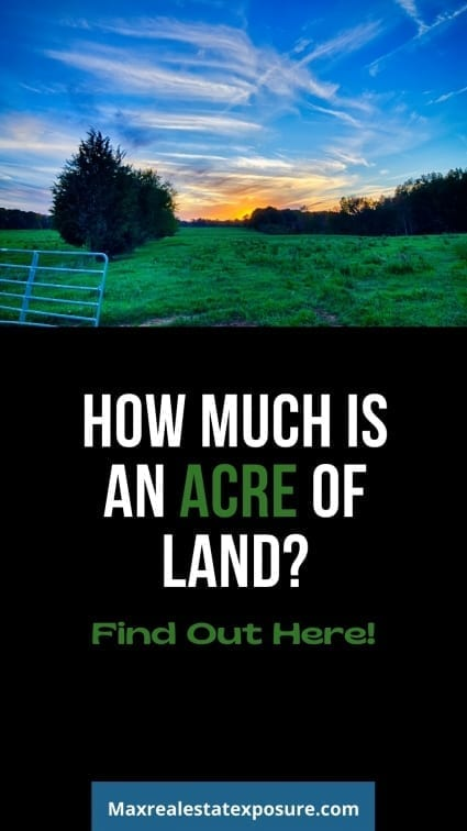 How Much is an Acre