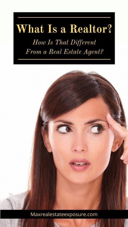 How is a Realtor Different Than A Real Estate Agent
