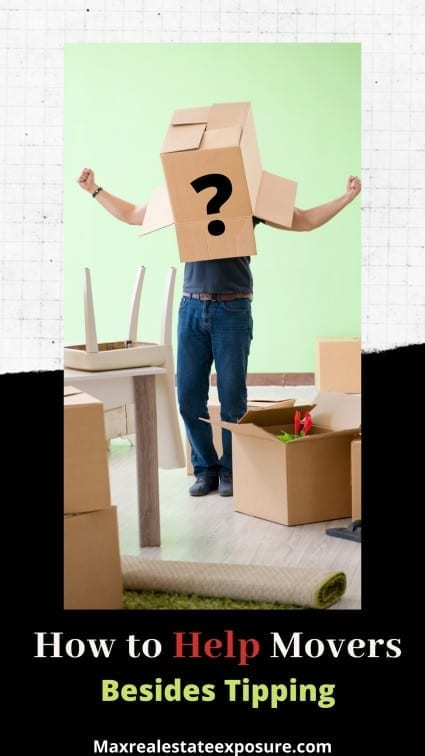 How to Help Movers Besides Tipping