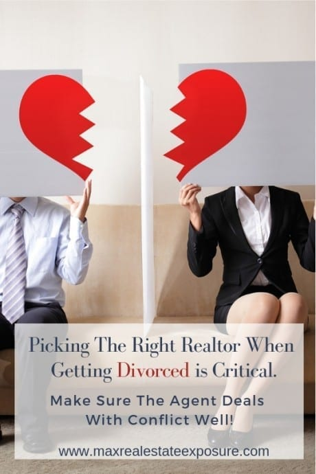 How to Pick a Real Estate Agent When Getting Divorced