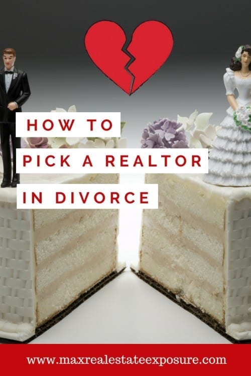 How to Pick a Realtor When Getting Divorced