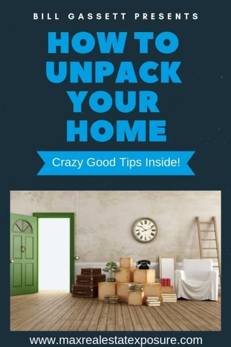 How to Unpack a House