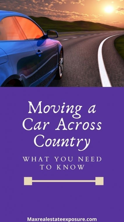 Moving a Car Across Country