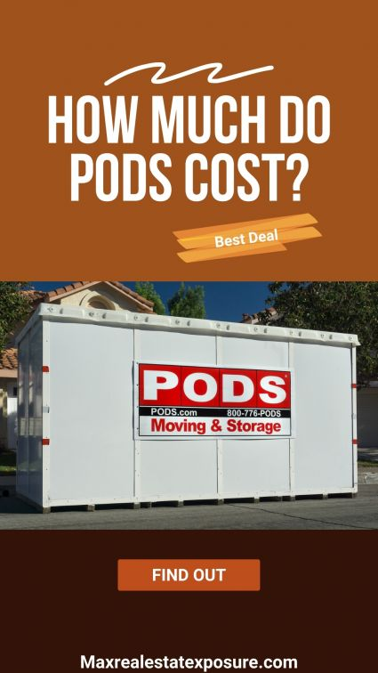 Prices For Moving With PODS