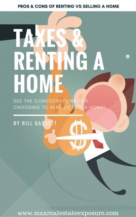 Pros and Cons of Renting vs Selling a Home