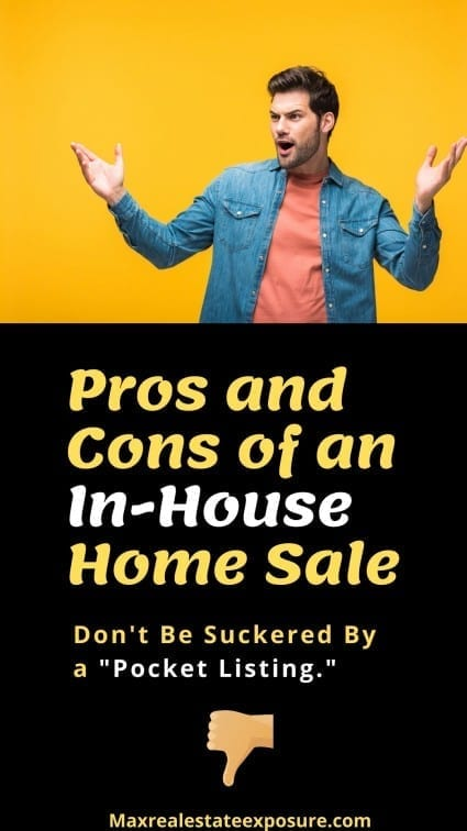 Pros and Cons of an In-House Home Sale