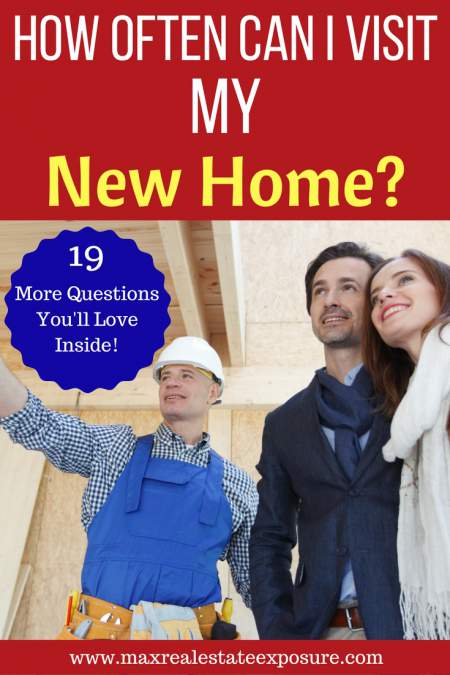 Questions to Ask When Buying a New Home
