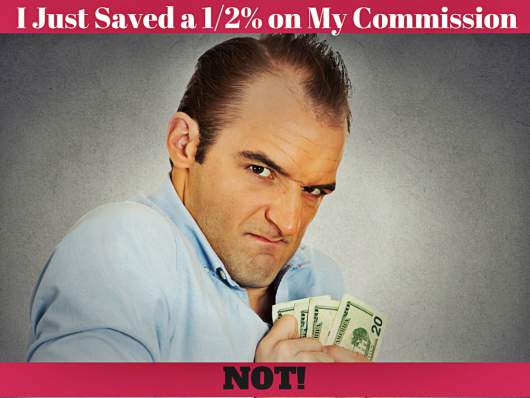 Saved Money on My Real Estate Commission