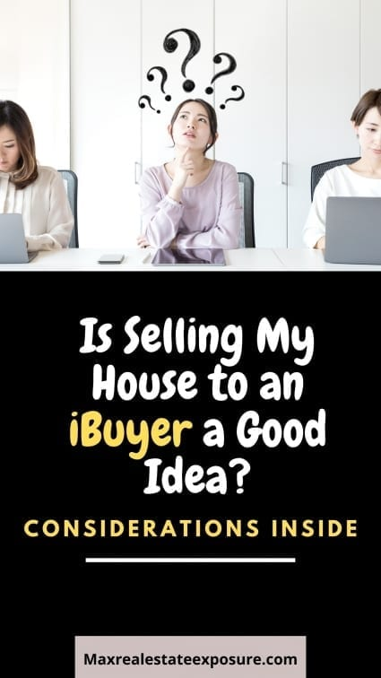 Sell to an iBuyer