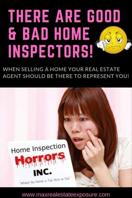 There are Good and Bad Home Inspectors