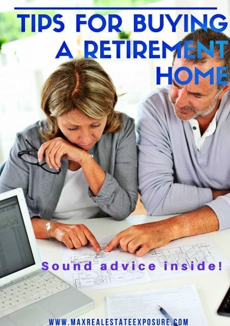 Tips For Buying a Retirement Home