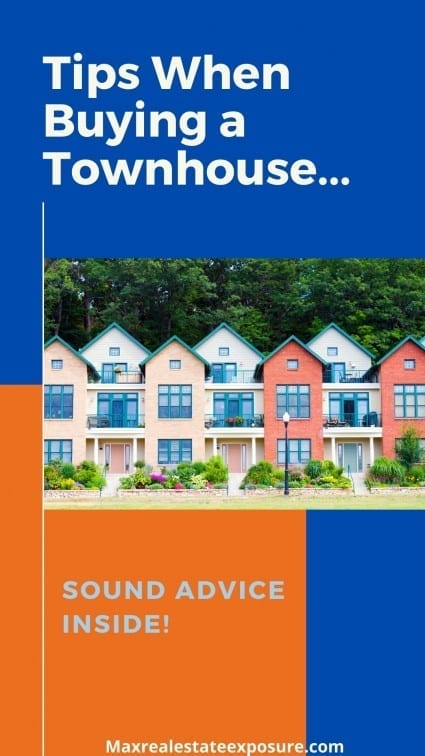 Tips For Buying a Townhouse