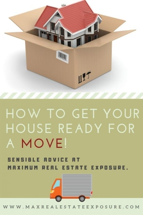 Tips For Getting Your House Ready For Moving