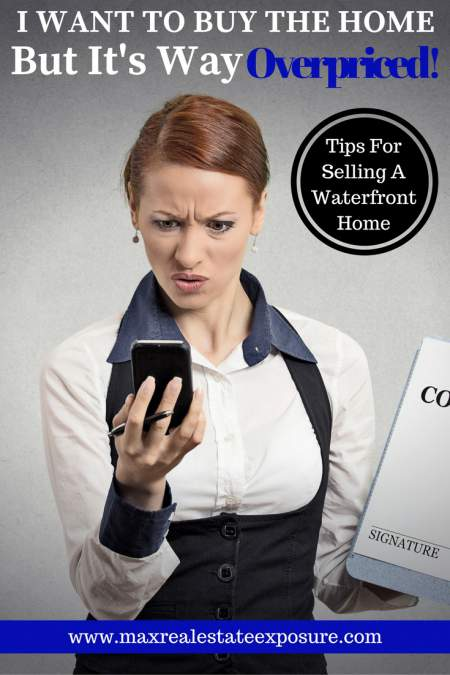 Tips For Selling a Waterfront Home