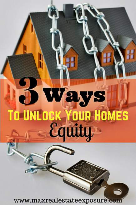 Best Ways to get Equity Out of Your Home