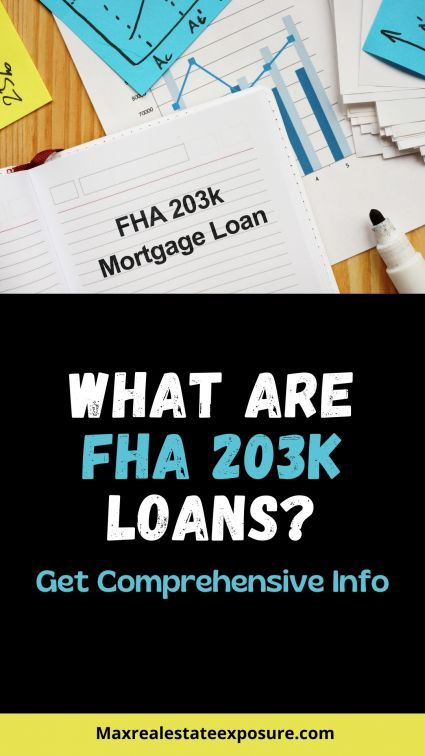 What Are FHA 203k Loans