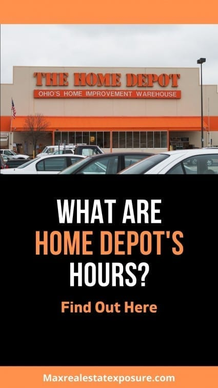 What Are HomeDepot Hours
