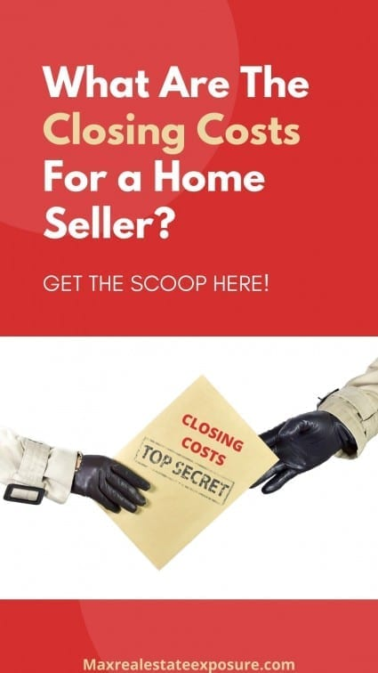 What Are The Closing Costs For a Home Seller