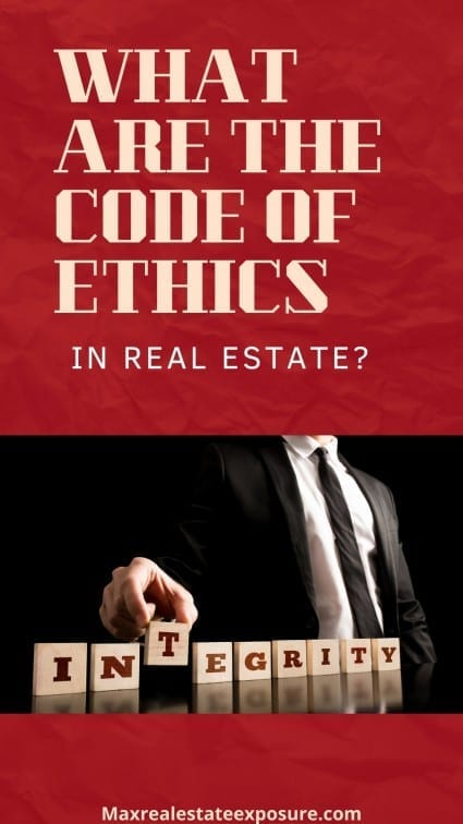 What Are The Code of Ethics In Real Estate
