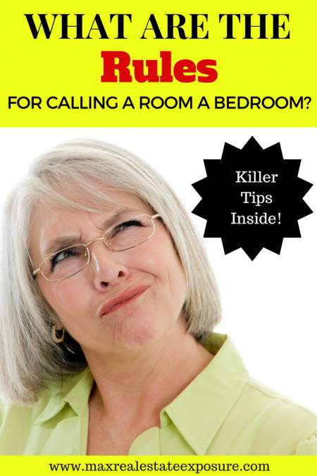 What Are The Rules For a Room to Be a Bedroom