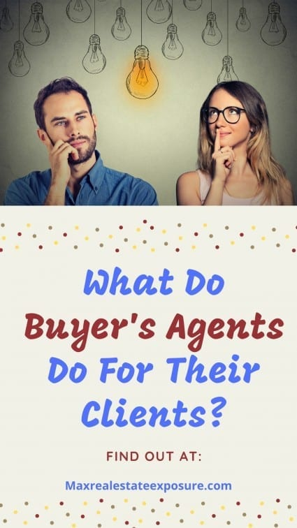 What Do Buyer's Agents Do For Their Clients
