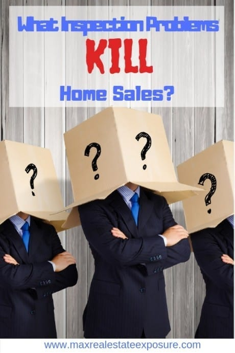 What Inspection Problems Kill Home Sales