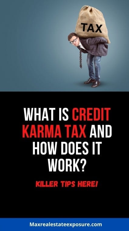 What is Credit Karma Tax