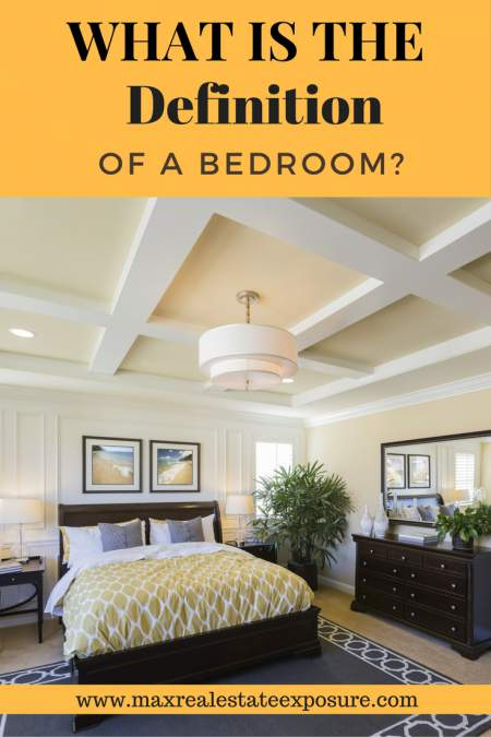 What is The Definition of a Bedroom