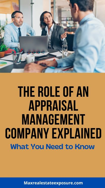 What is an Appraisal Management Company