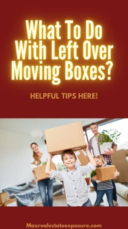What to Do With Leftover Boxes