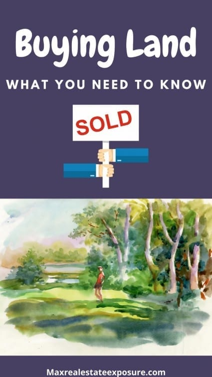 What to Know About Buying Land